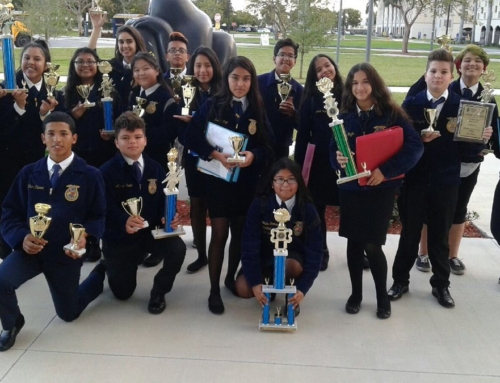 Redland Middle Wins Debate Contest Again