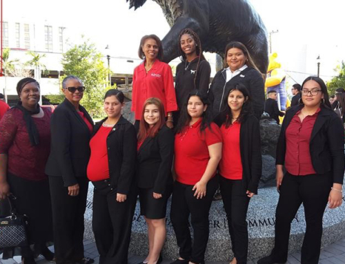 Dorothy M. Wallace C.O.P.E. Center Excels at FCCLA Events