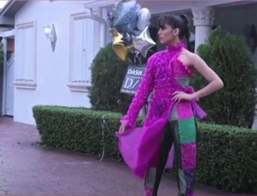 Quarantine Couldn't Stop DASH Fashion Design Students' Incredible Talent!