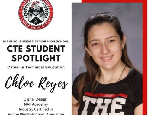 CTE Student Spotlight